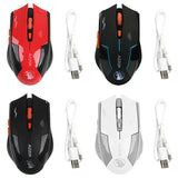 Azzor Rechargeable Wireless Gaming Mouse