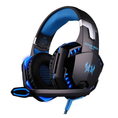 Epic Gaming Headset With Mic And Stereo Sound