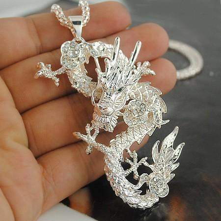 Mysterious Dragon Pendant