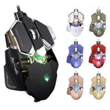 Mystikz Destroyer 4000DPI Mechanical Gaming Mouse