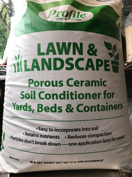 Profile Lawn & Landscape Porous Ceramic Soil Conditioner - 50 lbs