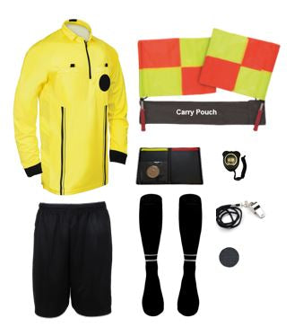 Pro Ref Shirt Package Full Sleeve – 11 Piece