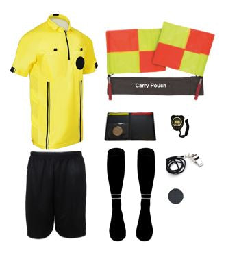 Pro Ref Shirt Package – 11 Piece