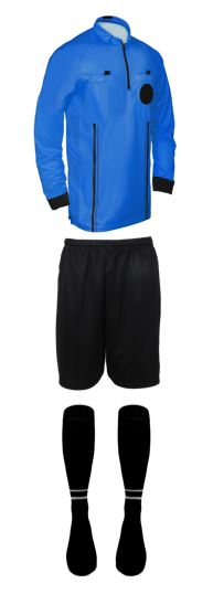 Pro Ref Shirt Package Full Sleeve – 3 Piece