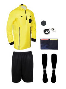 Pro Ref Shirt Package Full Sleeve – 7 Piece
