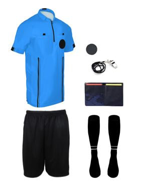 Pro Ref Shirt Package – 7 Piece