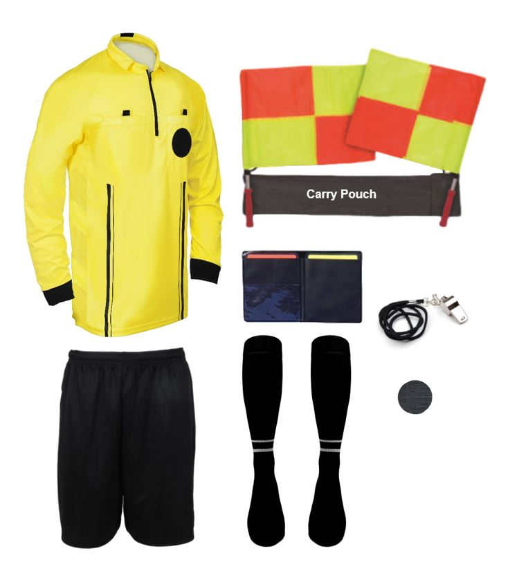 Pro Ref Shirt Package Full Sleeve– 9 Piece