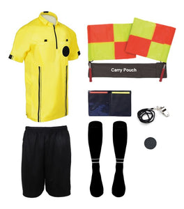 Pro Ref Shirt Package – 9 Piece