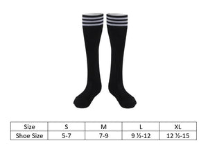 3 Stripe Referee Socks