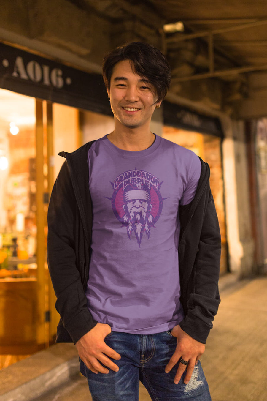 Granddaddy Purple Men's T-Shirt