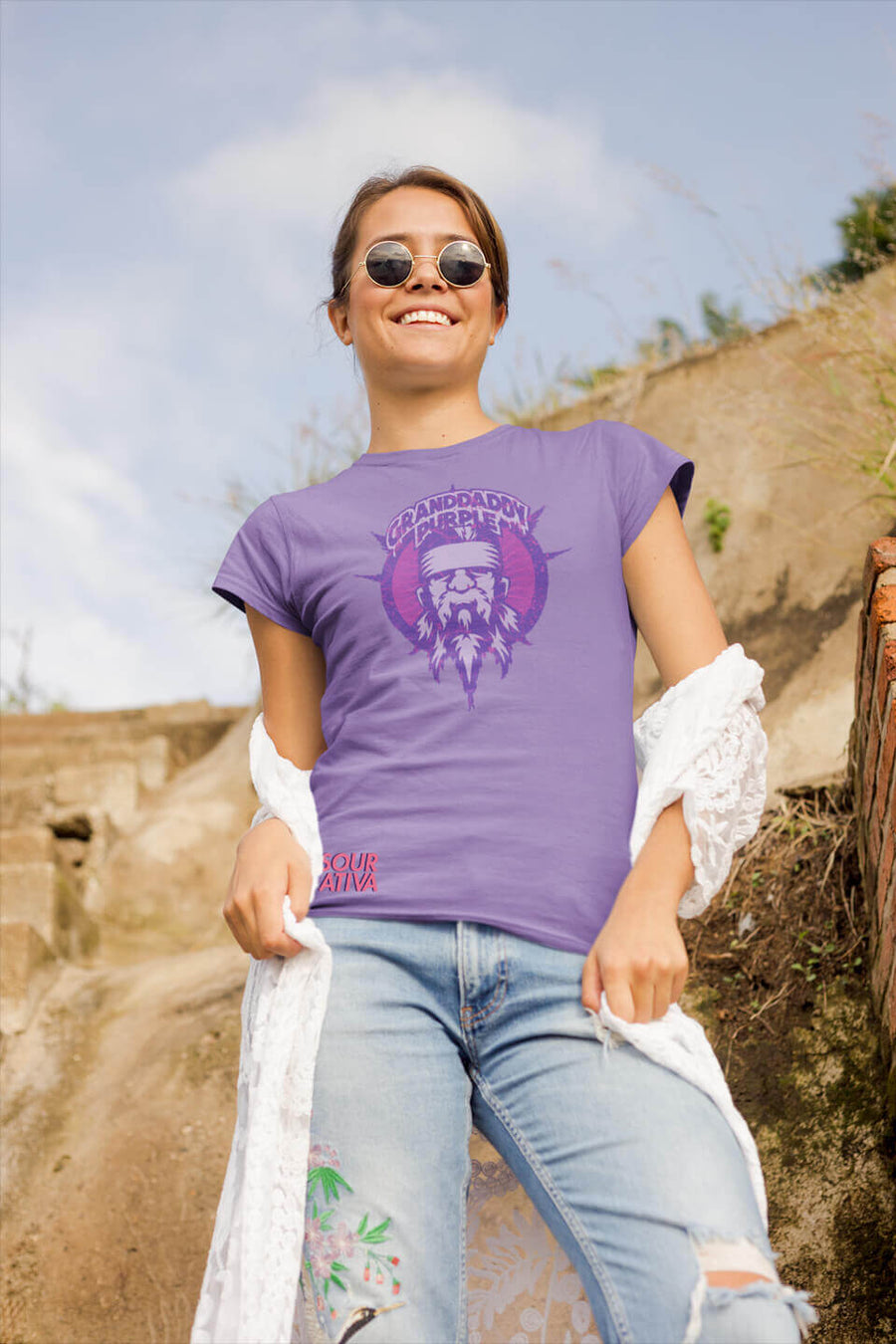 Granddaddy Purple Women's T-Shirt