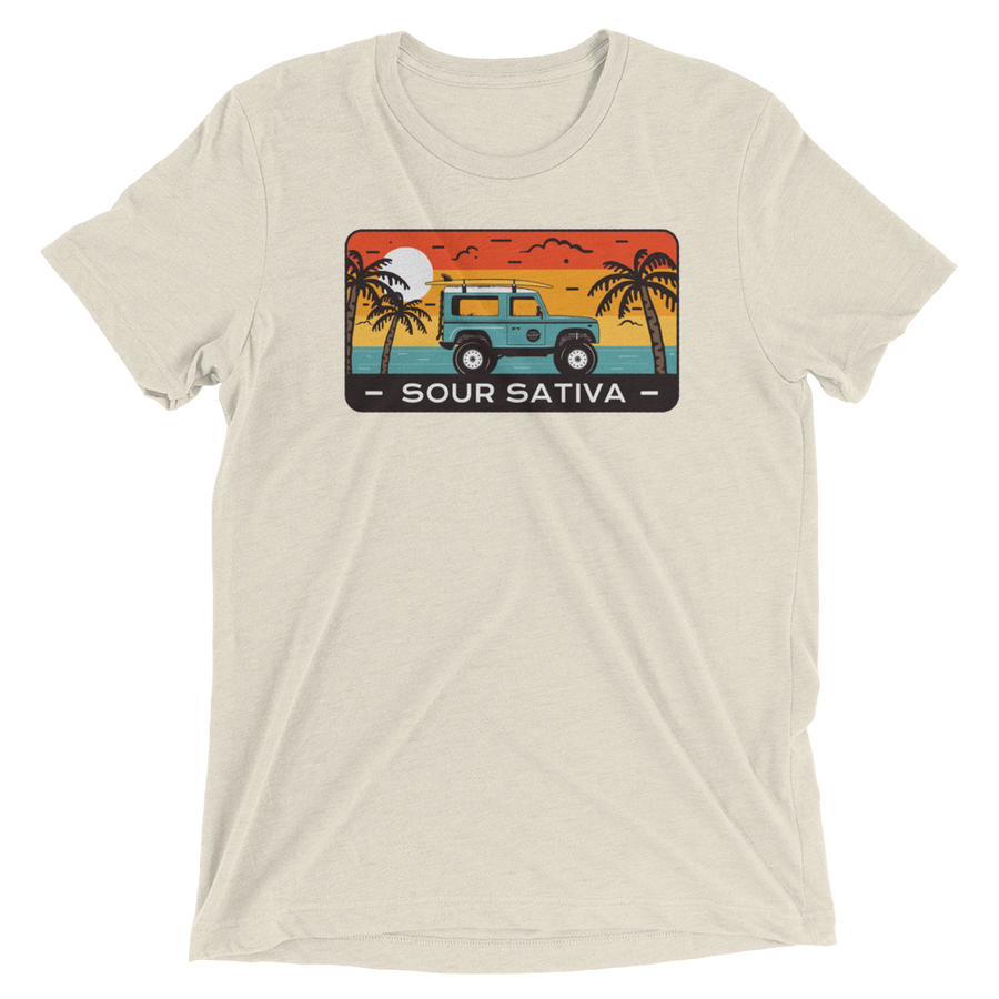 Sour Sativa Beach Ride T-Shirt