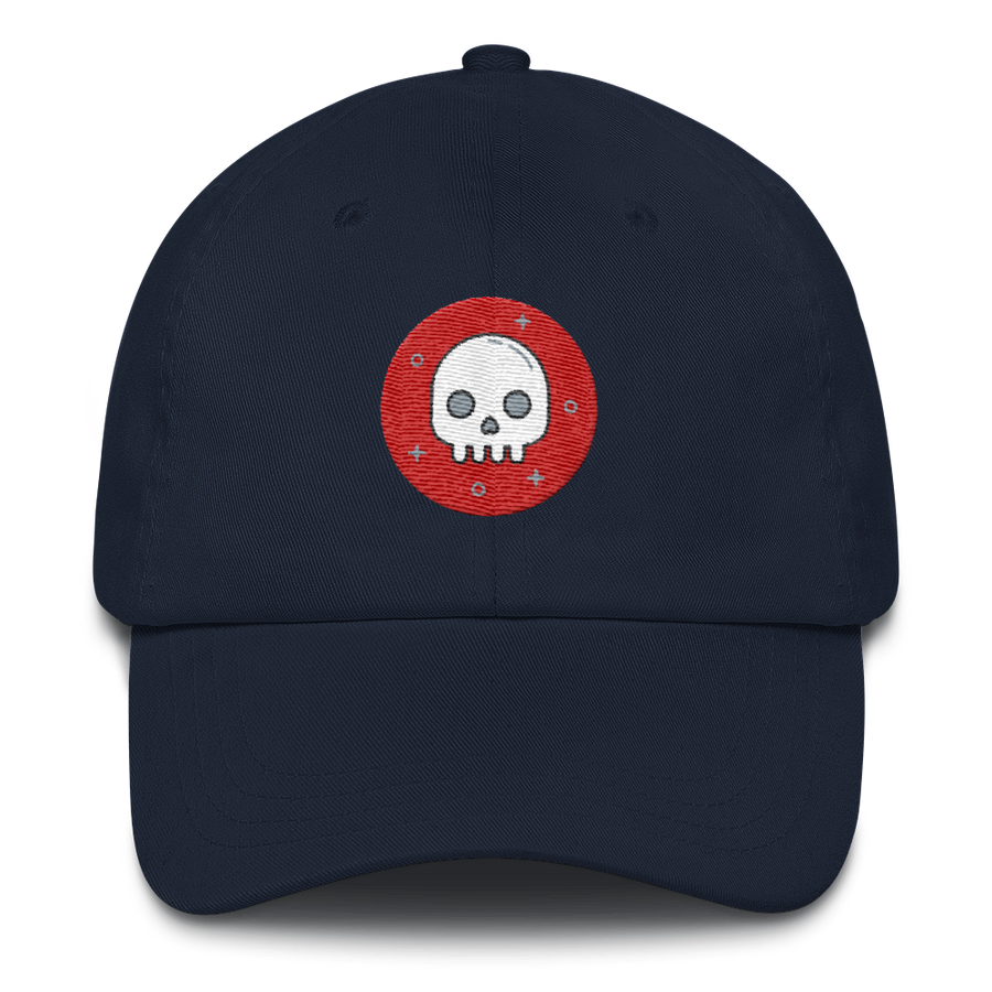Happy Skull Hat