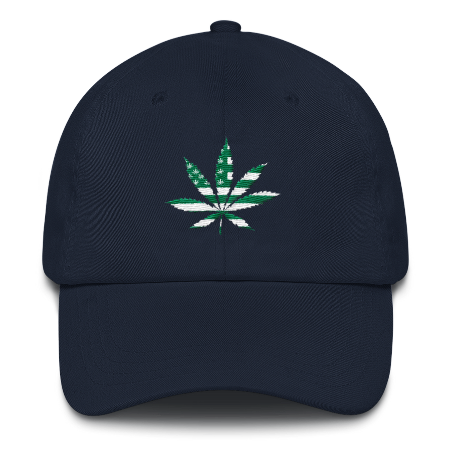 Cannabis Flag Hat