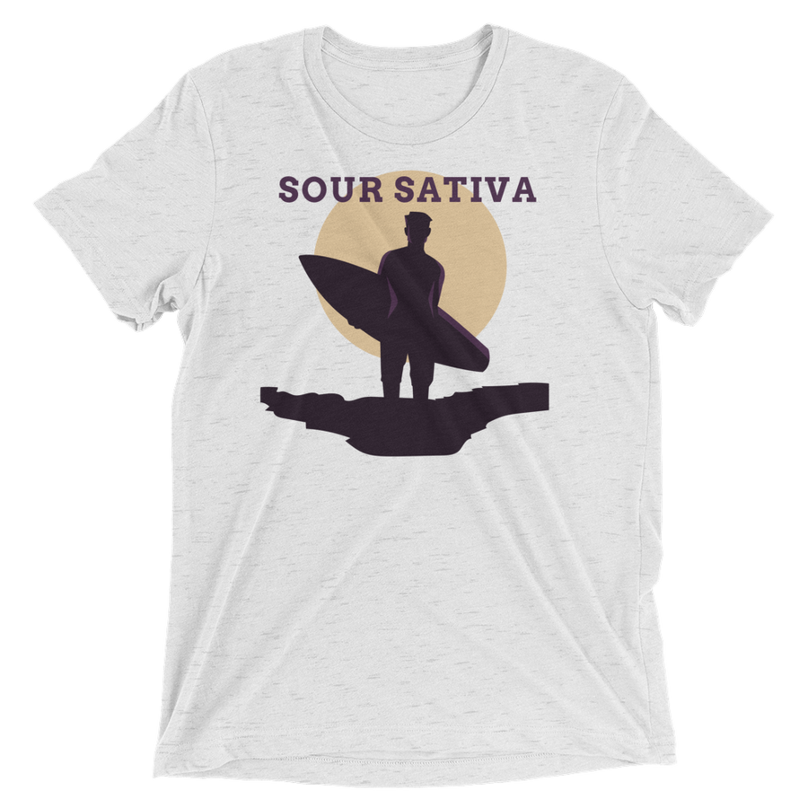 Sour Sativa Surf T-Shirt