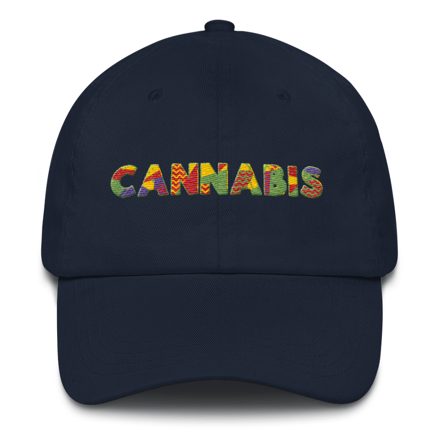 Colorful Cannabis Hat