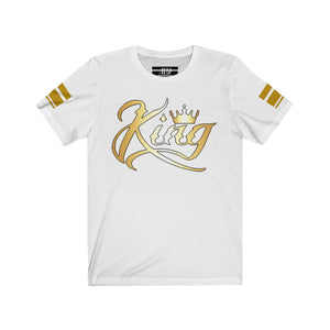 "Gold ""KING"" Jersey 