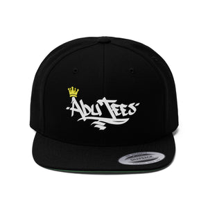"White Ink ""AbuTees"" Brand 