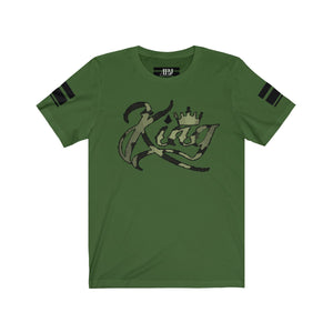 "Camo ""KING"" Jersey 