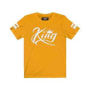 "White Ink ""King"" Jersey 