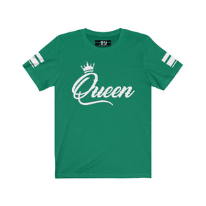 "White Ink ""QUEEN"" Jersey 