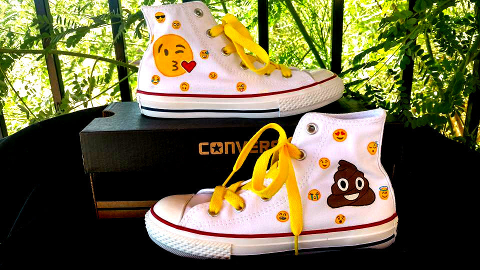 c5f7f1f98f449 Kid's Custom Converse – SweetKicksCo