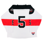 2016 World Junior Canada West Replica Jersey