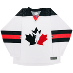 2019 World Junior Canada Replica Jersey