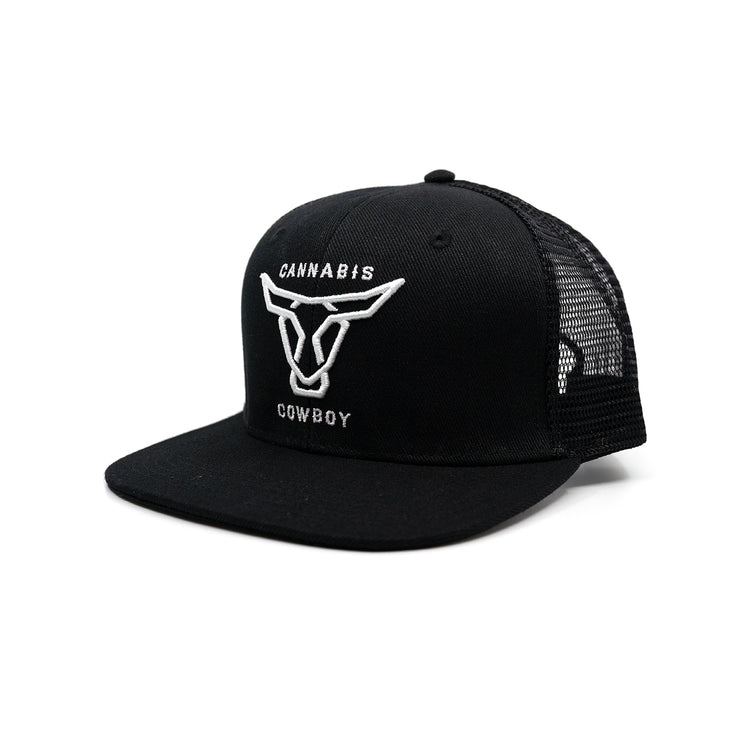Trucker Hat Full Logo