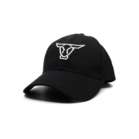 Golf Hat Bull Logo