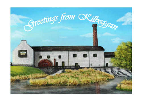 Postcards of Kilbeggan