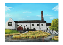 Load image into Gallery viewer, Kilbeggan Distillery on a sunny day