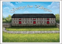 Load image into Gallery viewer, Postcards of Kilbeggan