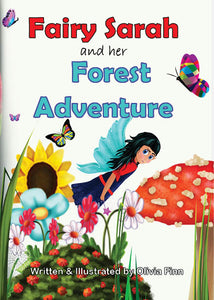 Fairy Sarah and her Forest Adventure
