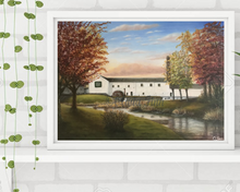 Load image into Gallery viewer, Kilbeggan Distillery in Autumn