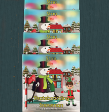 Load image into Gallery viewer, Stan the Skateboarding Snowman