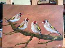 Load image into Gallery viewer, Goldfinch