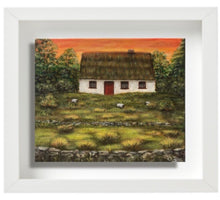 Load image into Gallery viewer, Irish cottage