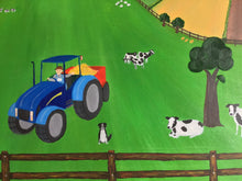 Load image into Gallery viewer, Original Farm Painting/Illustration