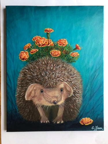 Marigold the Hedgehog