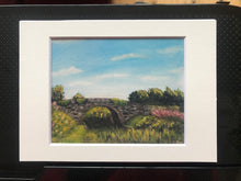 Load image into Gallery viewer, Skeahanagh Bridge Print of Original Painting