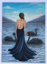 Load image into Gallery viewer, Black Swans