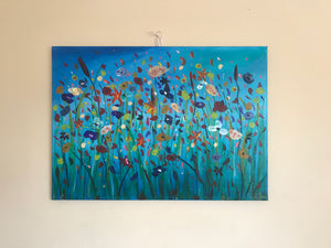 Abstract Flower Meadow 1