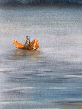 Load image into Gallery viewer, Autumn Leaf Boat