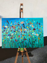 Load image into Gallery viewer, Abstract Flower Meadow 1