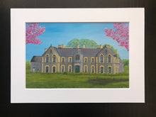 Load image into Gallery viewer, Convent Building Kilbeggan Print of Original Painting