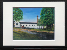 Load image into Gallery viewer, Kilbeggan Distillery in Sunshine Print of Original Painting