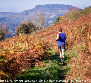 Black Mountains Trail Race: Race Report by Adam