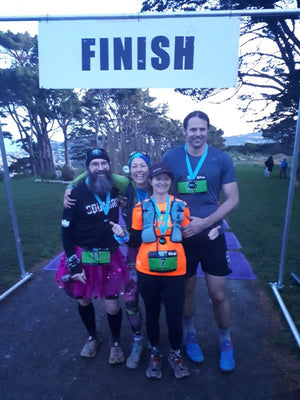 WUU2K Wellington NZ Race Report by Mina Holder