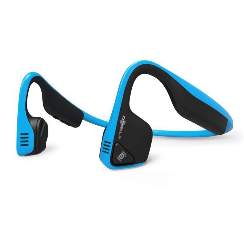 Aftershokz Trekz Titanium Bone Conduction Headphones: Ocean-Electronics-One Size-Likeys